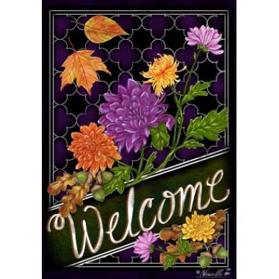 Bienvenue chrysanthèmes