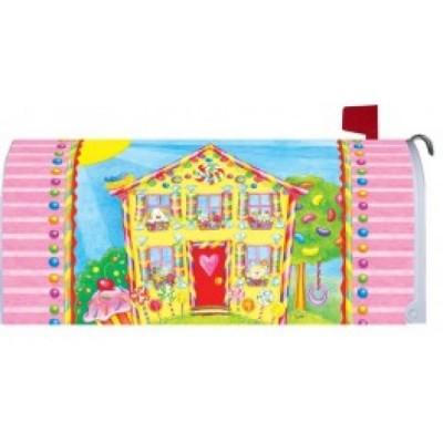 La maison des petits enfants -Housse pour boîte aux lettres