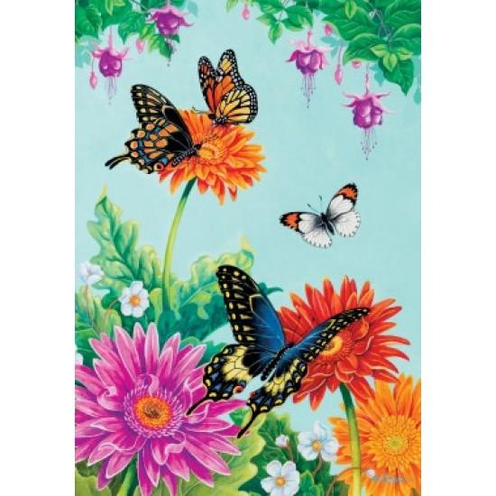Papillions Fushia