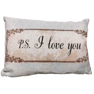 Coussin PS I love you