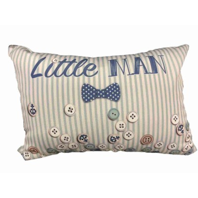 Coussin Little Man