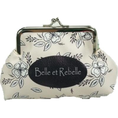 Porte-monnaie / Belle & Rebelle/13,5x1x10cm