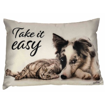 Coussin  Take it easy