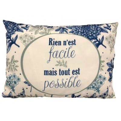 Pillow, Rien n'est facile mais tout est possible