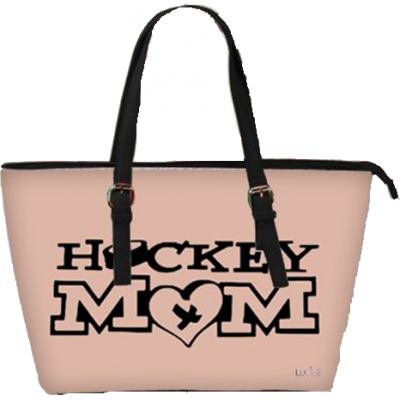 Sac Elégant /Sac à main Hockey Mom/ 44x15x29