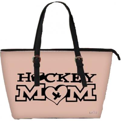 Sac Elégant /Sac à main Hockey Mom/ 44x15x29